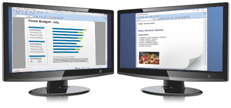 Double monitor clipart jpg royalty free stock Double monitor clipart - ClipartFest jpg royalty free stock