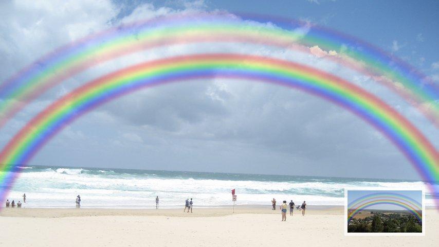 Double rainbow image library library Ruma Studios - Double Rainbow Camera image library library
