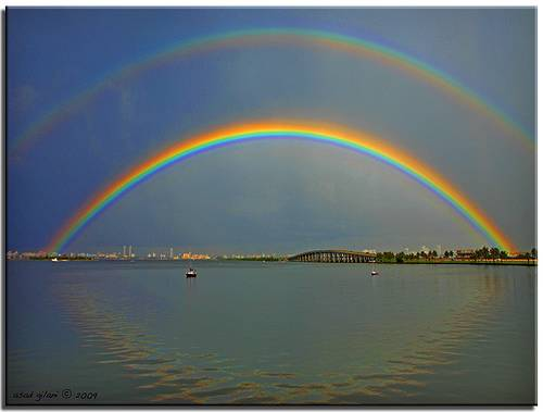 Double rainbow graphic free download double rainbow :D - rainbows Picture graphic free download