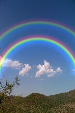 Double rainbow image stock Double rainbow!!!!! - ThingLink image stock