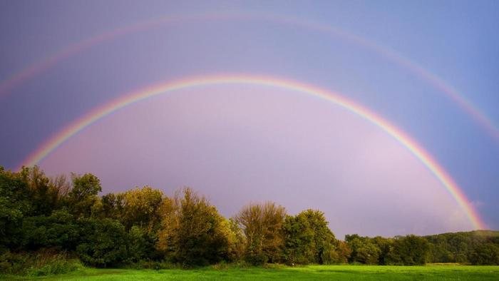 Double rainbow banner freeuse What does a double rainbow mean? | Reference.com banner freeuse