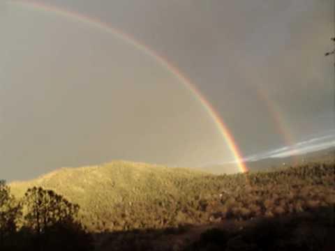 Double rainbow svg transparent download Yosemitebear Mountain Double Rainbow 1-8-10 - YouTube svg transparent download