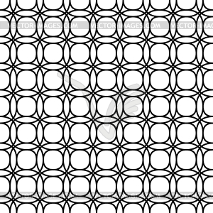 Double ring clipart clip black and white library seamless double ring pattern - vector EPS clipart clip black and white library