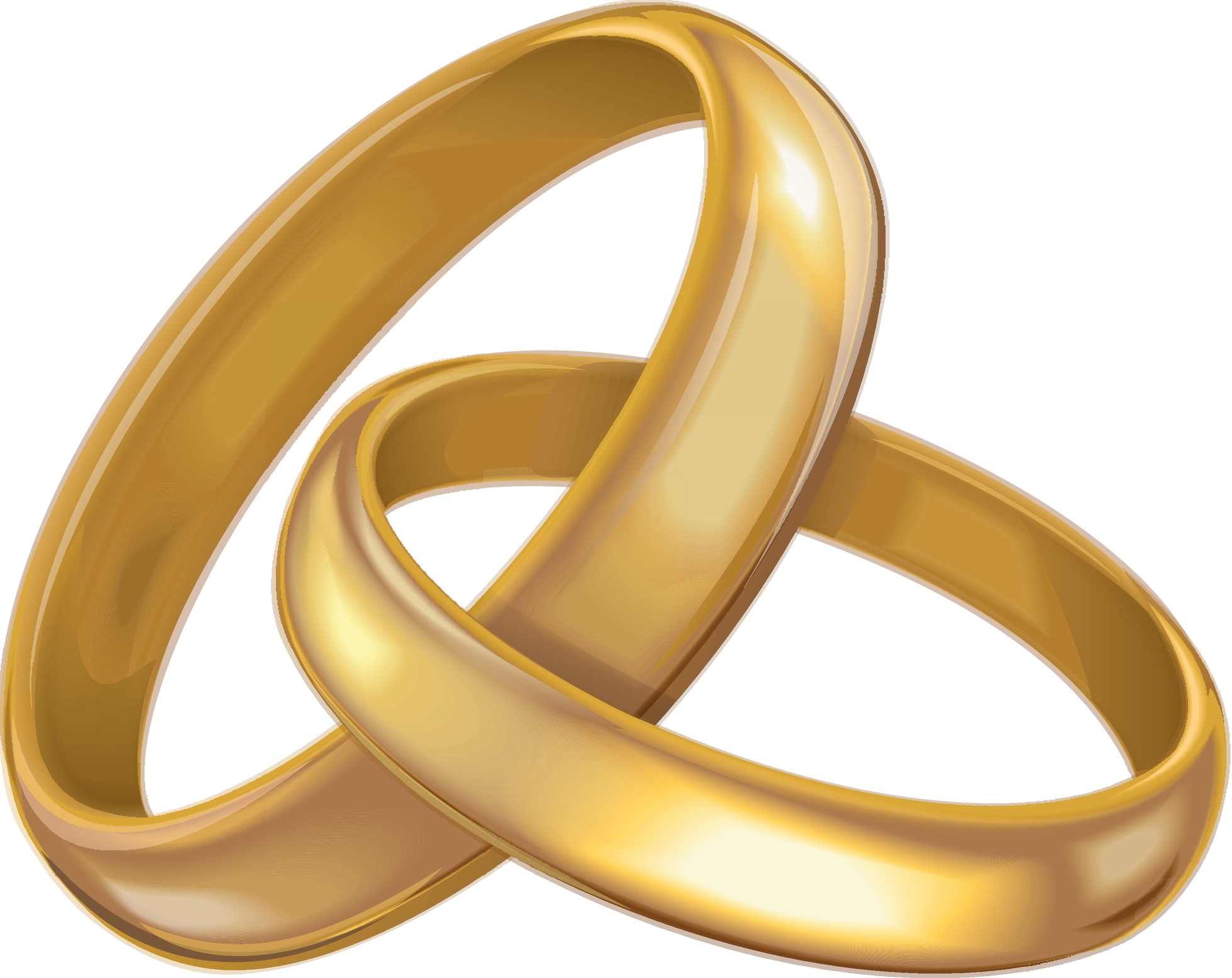 Double wedding rings clipart free clipart library stock Double Wedding Band Clipart (15+) clipart library stock