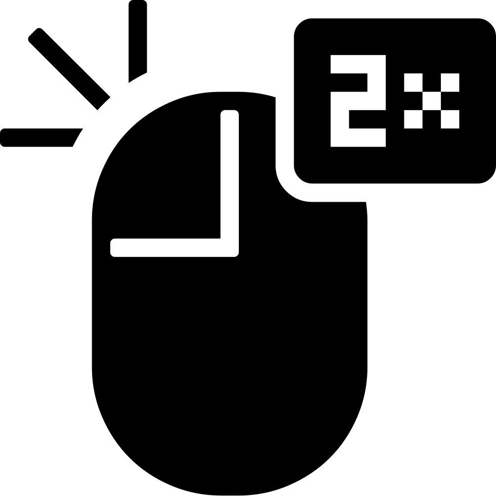 Doubleclick logo clipart image transparent Doubleclick Icon #204976 - Free Icons Library image transparent