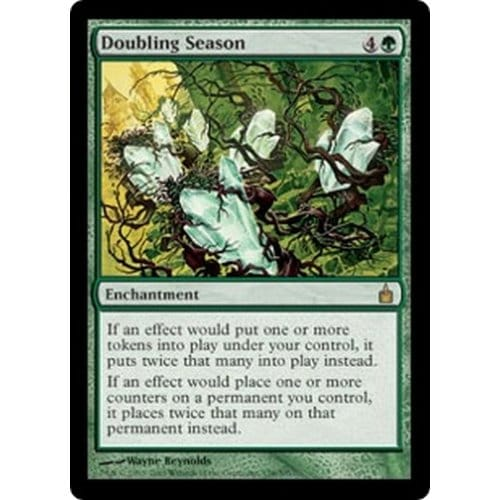 Doubling season jpg library download Doubling Season - Magic: The Gathering from Magic Madhouse UK jpg library download