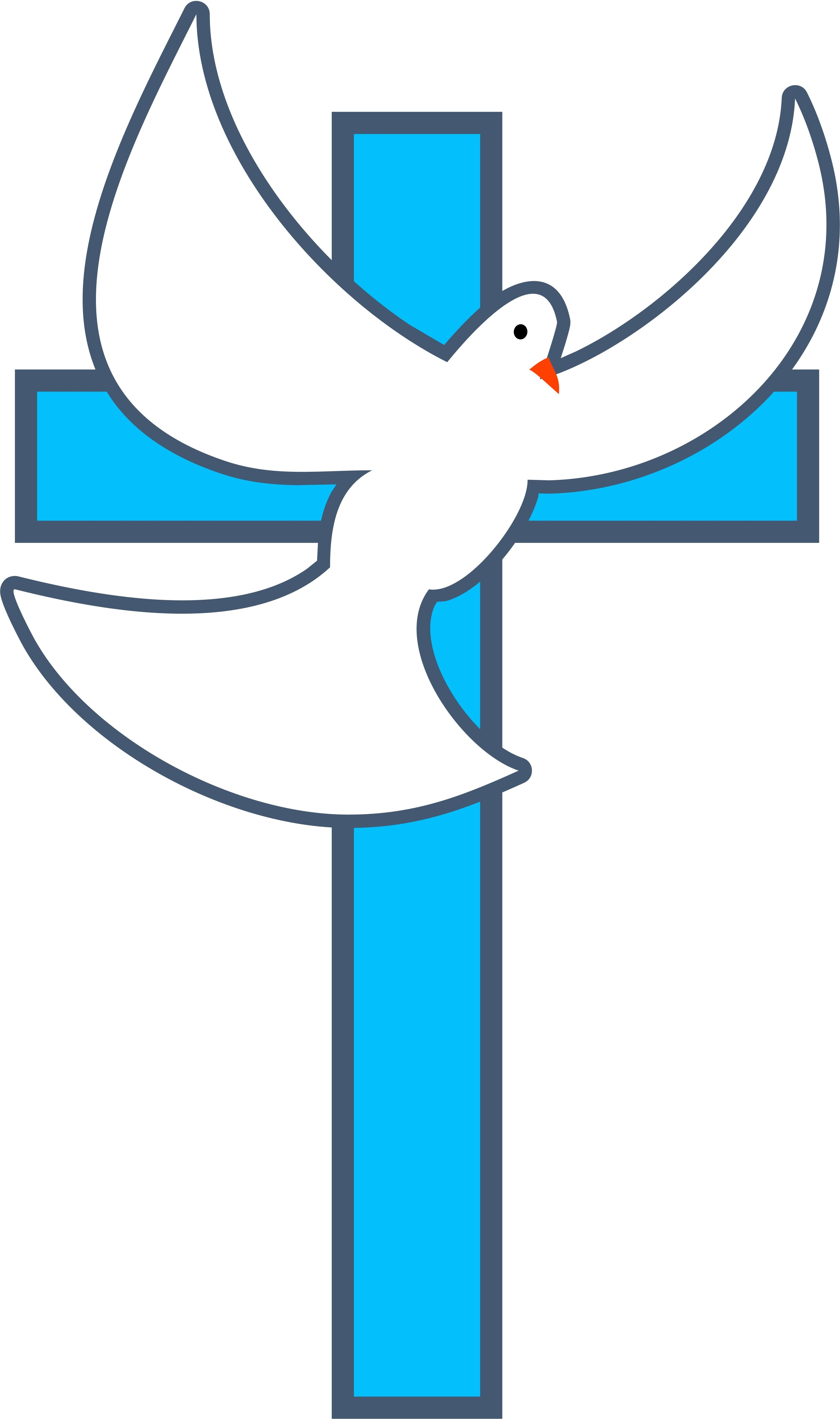 Dove and a cross clipart clip free library Dove and cross clipart 2 » Clipart Portal clip free library