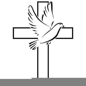Dove and a cross clipart banner royalty free Cross Dove Cliparts | Free Images at Clker.com - vector clip art ... banner royalty free