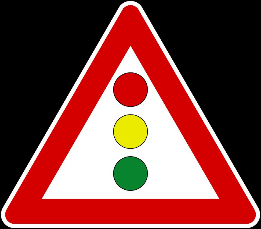Dove sono le clipart graphic transparent download File:Italian traffic signs - semaforo verticale.svg - Wikipedia graphic transparent download