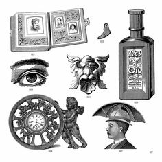 Dover graphics png library library Steampunk graphic design | Graphic design pattern, Wheels and ... png library library