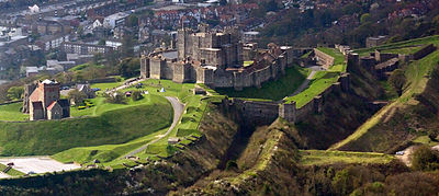 Dover image library Dover Castle - Wikipedia library