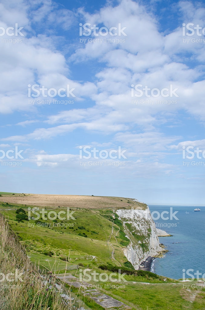 Dover stock png royalty free White Cliffs Of Dover stock photo 493796838 | iStock png royalty free