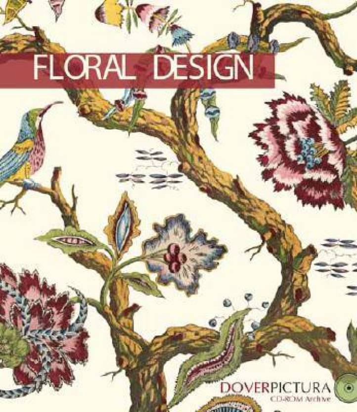Doverpictura clipart graphic download Floral Design (Dover Pictura Electronic Clip Art): Buy Floral Design ... graphic download