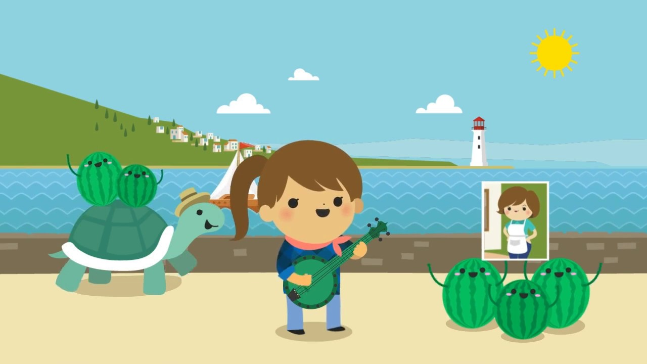 Down by the bay clipart svg royalty free Down By The Bay Song   Silly Rhymes for Preschoolers   The Kiboomers svg royalty free