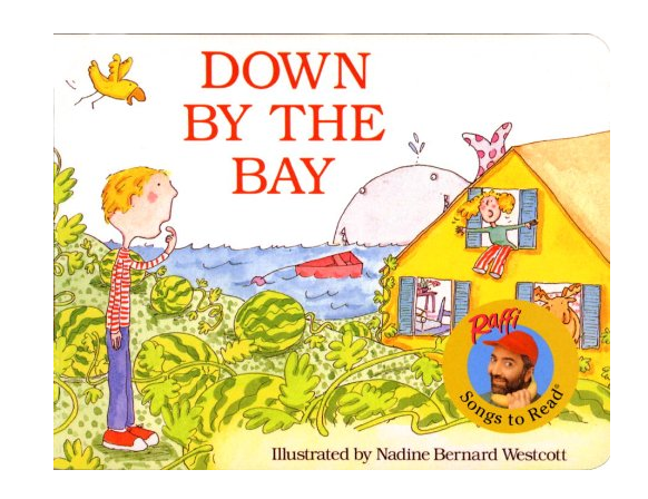 Down by the bay clipart image transparent stock Down By The Bay: Words To One Of Our Favorite Silly Sing Along ... image transparent stock