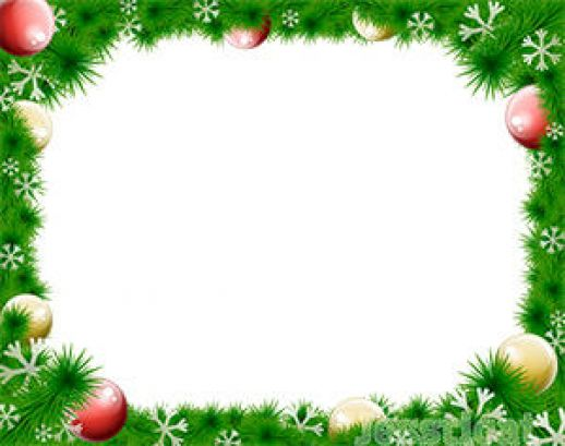 Bells Garland Christmas Lights Border Clipart - Clipart Kid picture free stock
