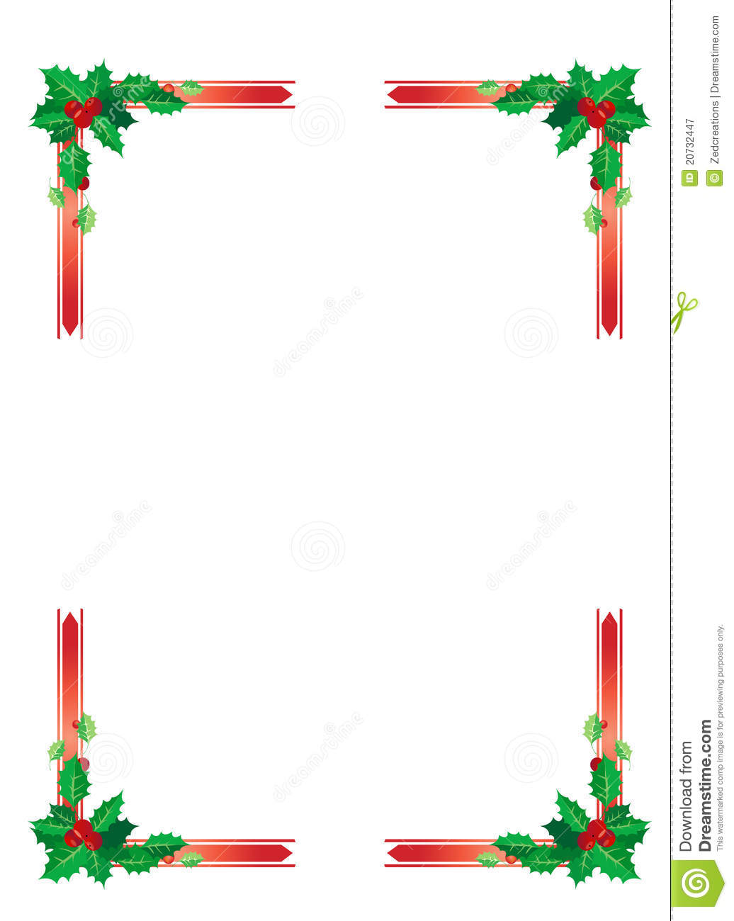 Christmas borders free download - ClipartFest jpg black and white download