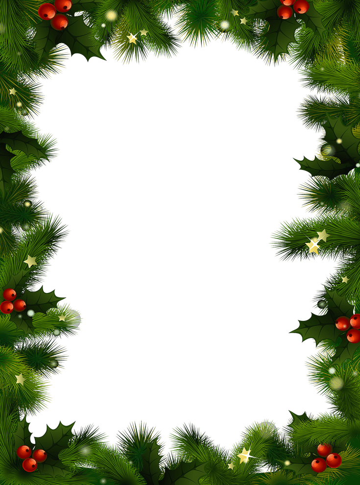 487 Free Christmas Borders You Can Download and Print | Pinterest ... image transparent library