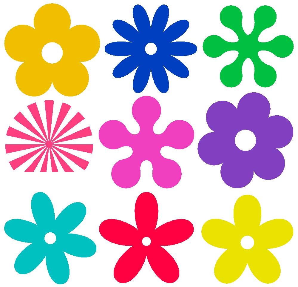 Different flower clipart jpg library stock Flower clip art free download - ClipartFest jpg library stock