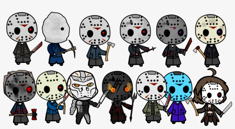 Download clipart pack deviantart picture freeuse library Jason Voorhees Pack By Midian-p On Deviantart - Jason Voorhees ... picture freeuse library