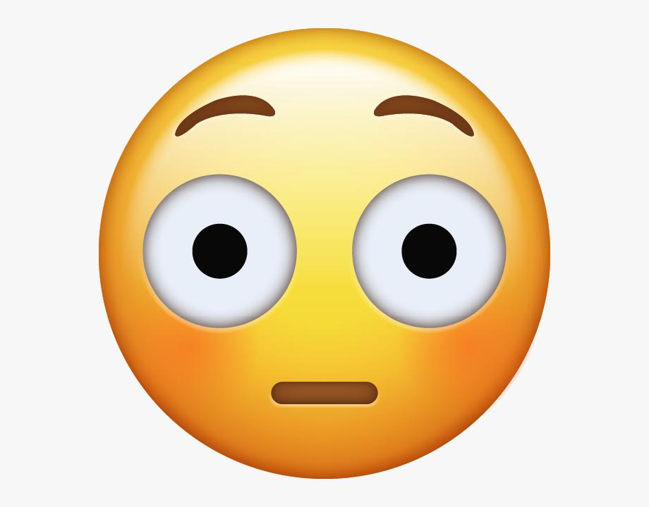 Ios emoji clipart download svg stock Download Flushed Emoji Face [iphone Ios Emojis In Png] - Flushed ... svg stock