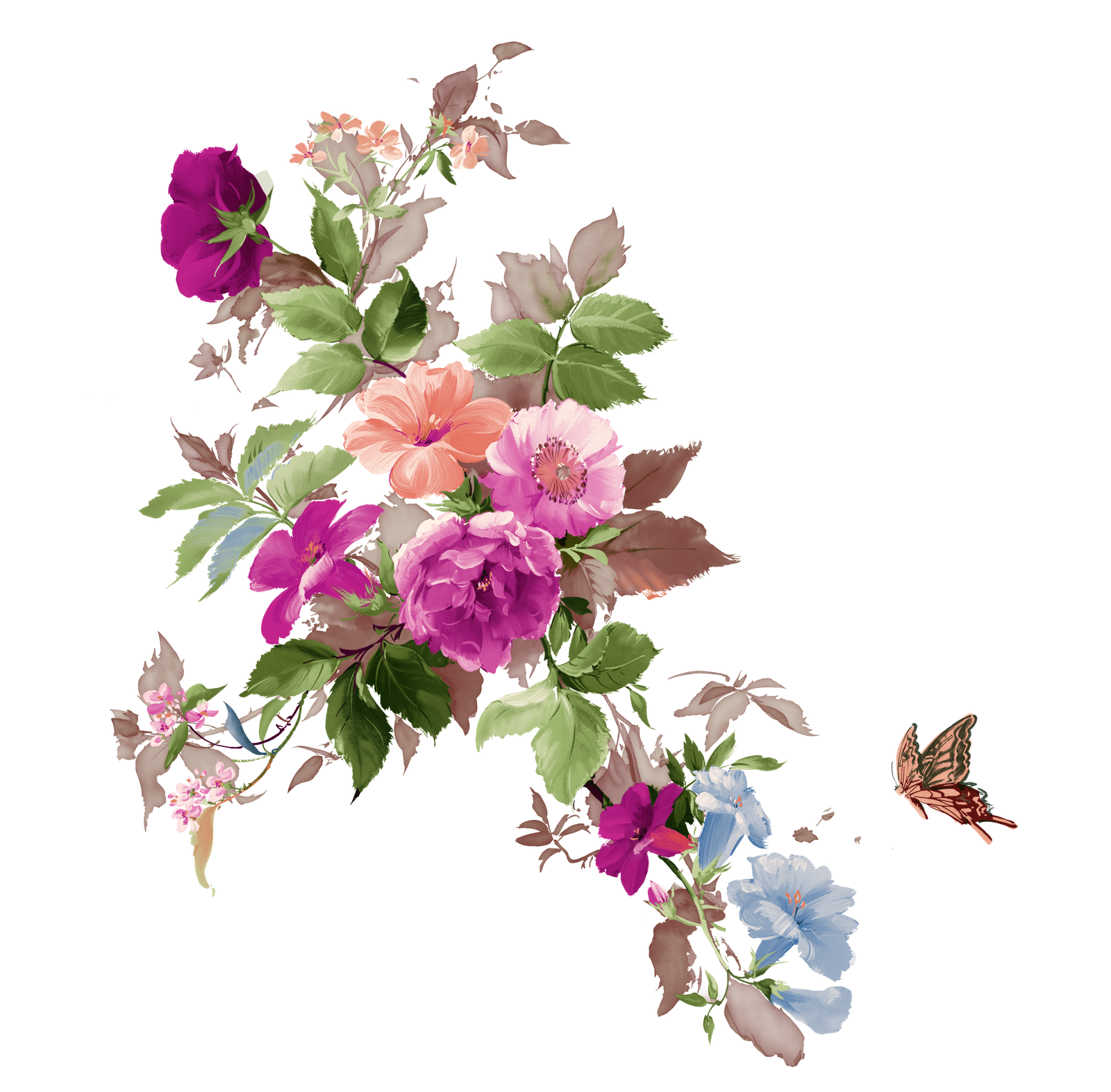 Free download images of flowers banner free Flower Transparent PNG Pictures - Free Icons and PNG Backgrounds banner free