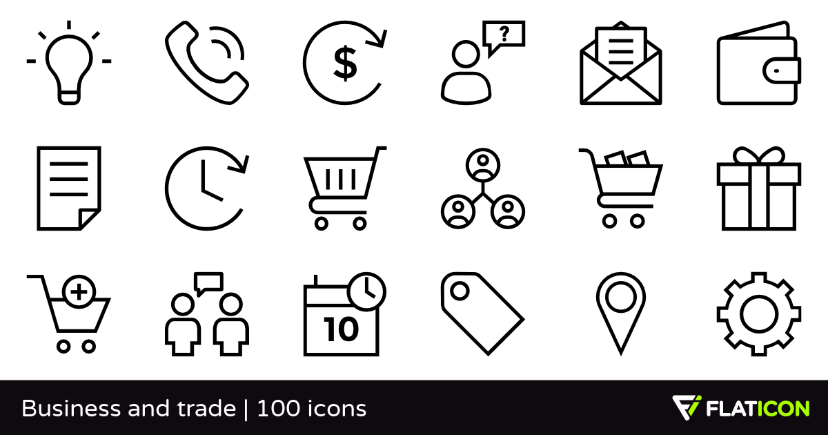 Download free icons clipart to powerpoint busimenes picture royalty free stock Business and trade 100 free icons (SVG, EPS, PSD, PNG files) picture royalty free stock