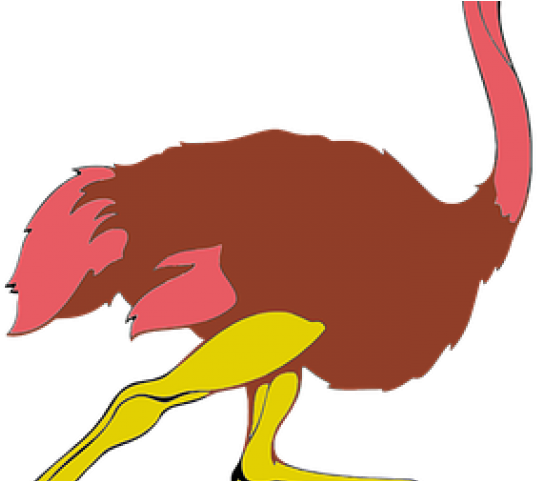 Download gambar clipart svg black and white stock Ostrich Clipart Gambar - Clip Art - Png Download - Full Size Clipart ... svg black and white stock