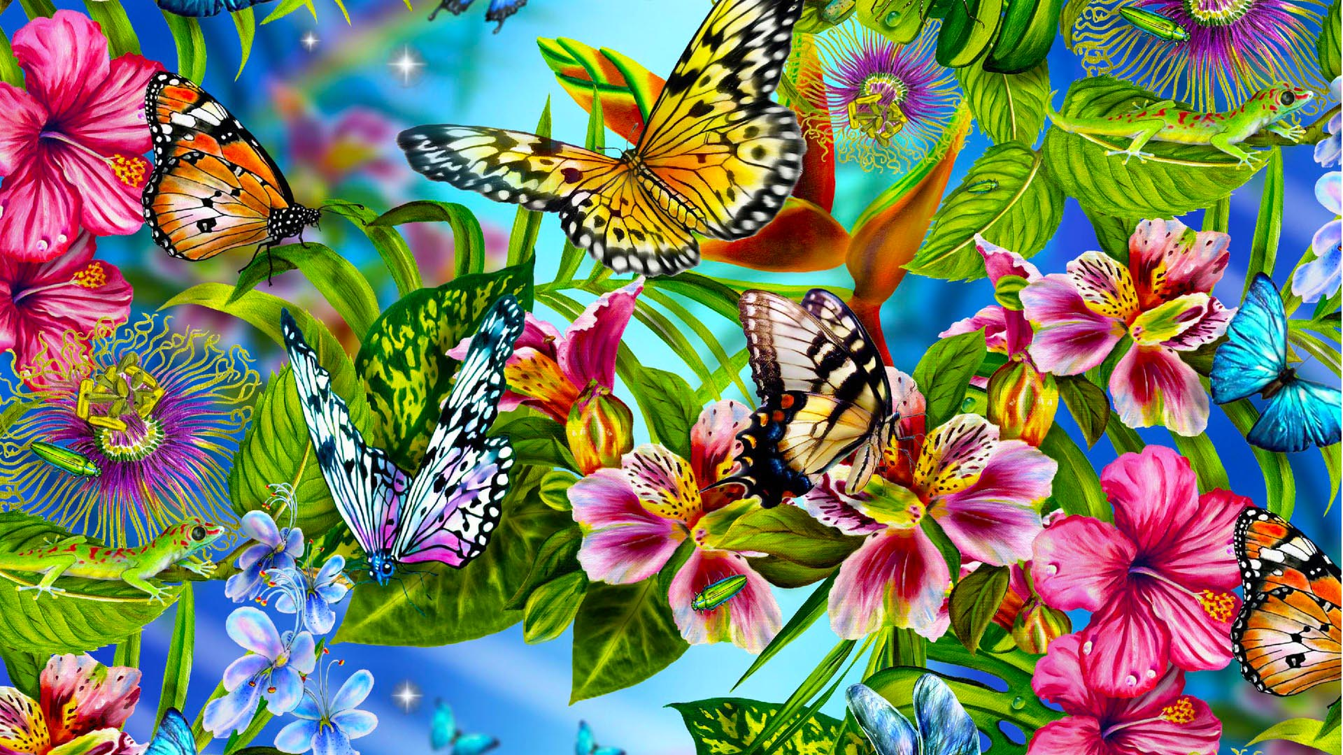 Download images of flowers and butterflies clip art free download 17 Best images about Beautiful Wallpapers and Images on Pinterest ... clip art free download