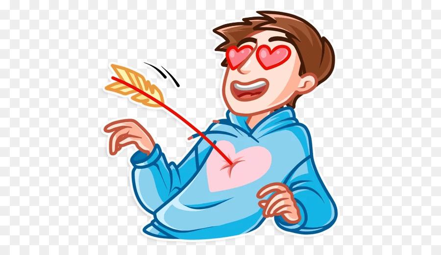 Download telegram stickers clipart clipart library download Love Sticker png download - 512*512 - Free Transparent Telegram png ... clipart library download