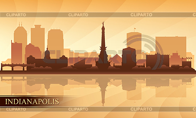 Downtown indianapolis clipart svg royalty free Indianapolis | Stock Photos and Vektor EPS Clipart | CLIPARTO svg royalty free