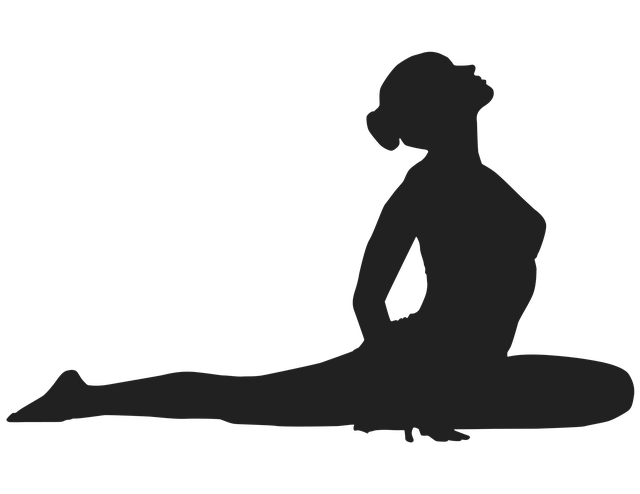 Downward dog clipart svg black and white stock Downward Dog Silhouette at GetDrawings.com | Free for personal use ... svg black and white stock