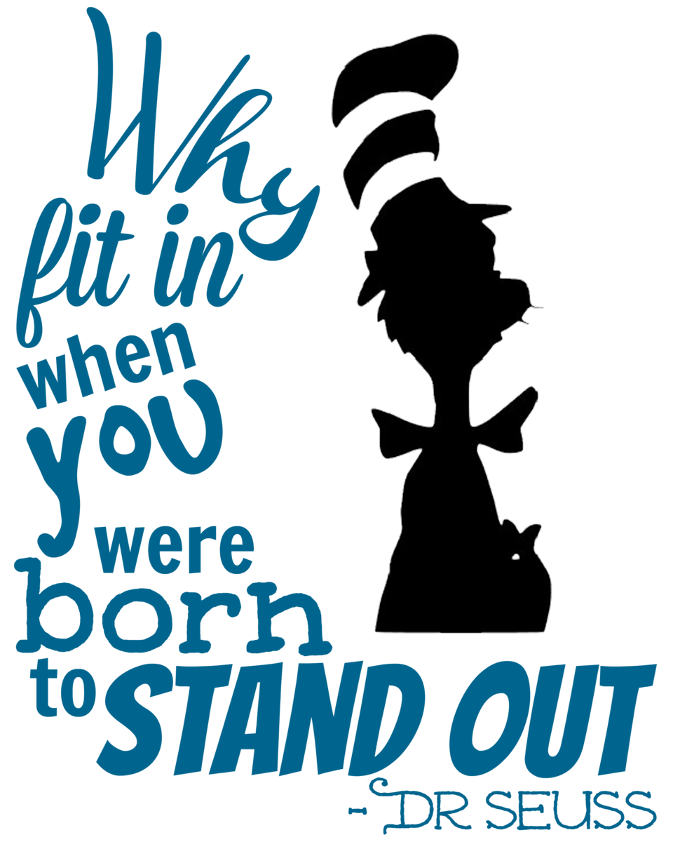 Dr seuss baby shower red fish clipart image black and white stock seuss-quote-cat-hat1.png 960×1,200 pixels | Boy baby shower ideas ... image black and white stock