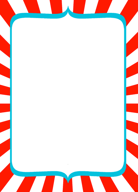 Dr seuss background clipart vector library library Dr seuss border free clipart images gallery for free download ... vector library library