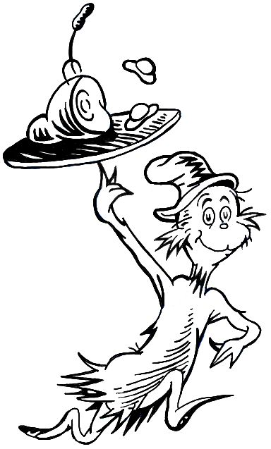 Dr seuss clipart black and white png jpg royalty free library Dr Seuss Black And White | Free download best Dr Seuss Black And ... jpg royalty free library