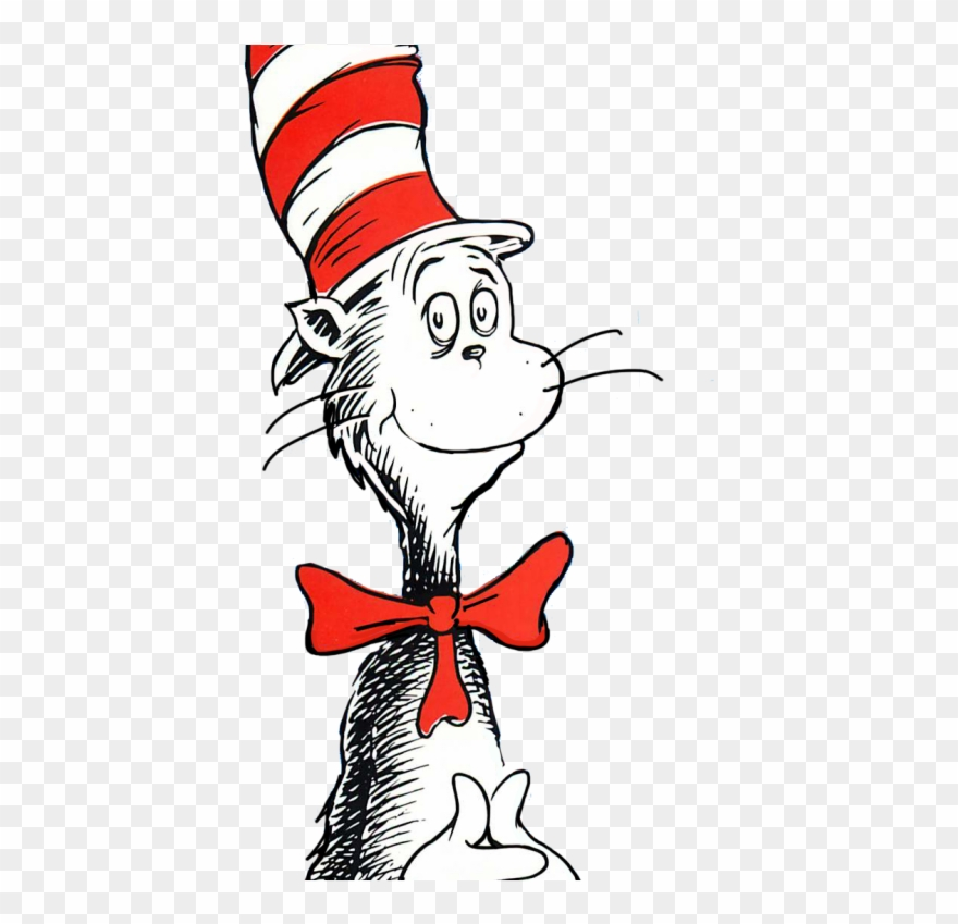 Dr seuss clipart download picture freeuse download Download Dr Seuss Clip Art Black And White - Read Across America ... picture freeuse download
