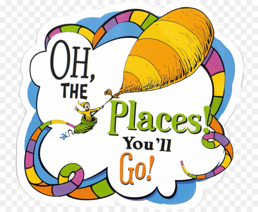 Dr seuss clipart oh the places you ll go clip art library download Balloons Cartoon clipart - Balloon, Text, Font, transparent clip art clip art library download