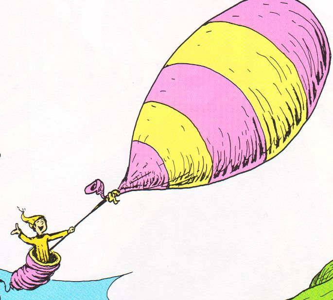 Dr seuss clipart oh the places you ll go