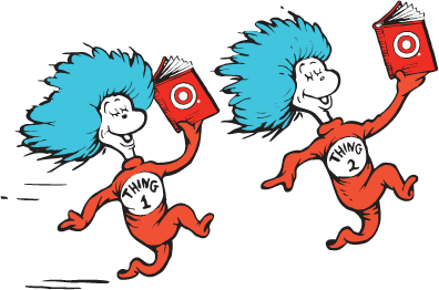 Dr seuss clipart thing 1 and thing 2 clip art royalty free library Dr. Seuss Characters | Free Download Clip Art | Free Clip Art | on ... clip art royalty free library