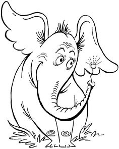 Dr seuss horton hears a who clipart png freeuse stock Free Horton Cliparts, Download Free Clip Art, Free Clip Art on ... png freeuse stock