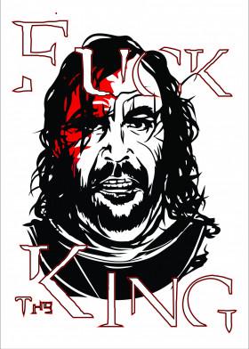 Dracarys clipart clipart royalty free Pelis Series Libros by Juan Navone   metal posters - Displate clipart royalty free