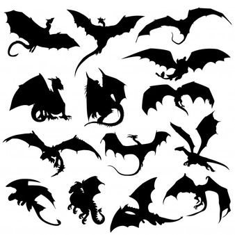 Dracarys clipart clip art royalty free library Dragon Vector Vectors, Photos and PSD files   Free Download clip art royalty free library