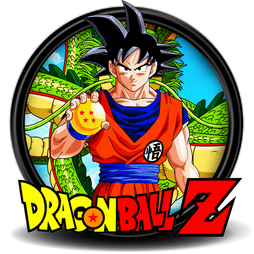 Dragon ball z frame clipart png tag banner Dragon Ball Z Logo PNG Image Background   PNG Arts banner