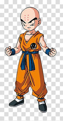 Dragon ball z resurrection f clipart vector library stock Dragon Ball Z Fukkatsu no F , Krillin transparent background PNG ... vector library stock
