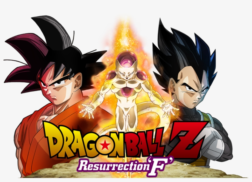 Dragon ball z resurrection f clipart royalty free download Dragon Ball Z - Dragonball Z Resurrection F Blu-ray PNG Image ... royalty free download