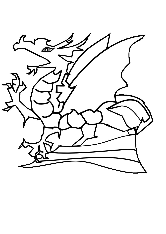 Dragon clipart black and white clip art clipart library library Dragon Images Black And White | Free Download Clip Art | Free Clip ... clipart library library