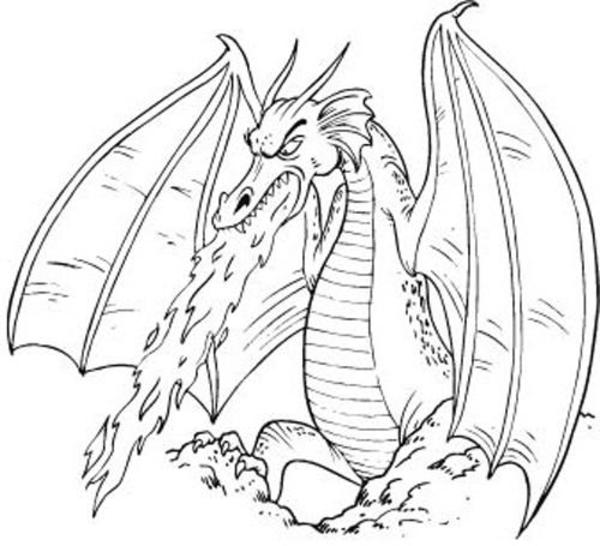 Dragon clipart black and white clip art clip free download Black Dragon Clipart - Clipart Kid clip free download