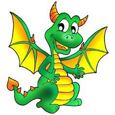 Dragon clipart for kids png transparent stock Dragon clipart for kids 2 » Clipart Portal png transparent stock