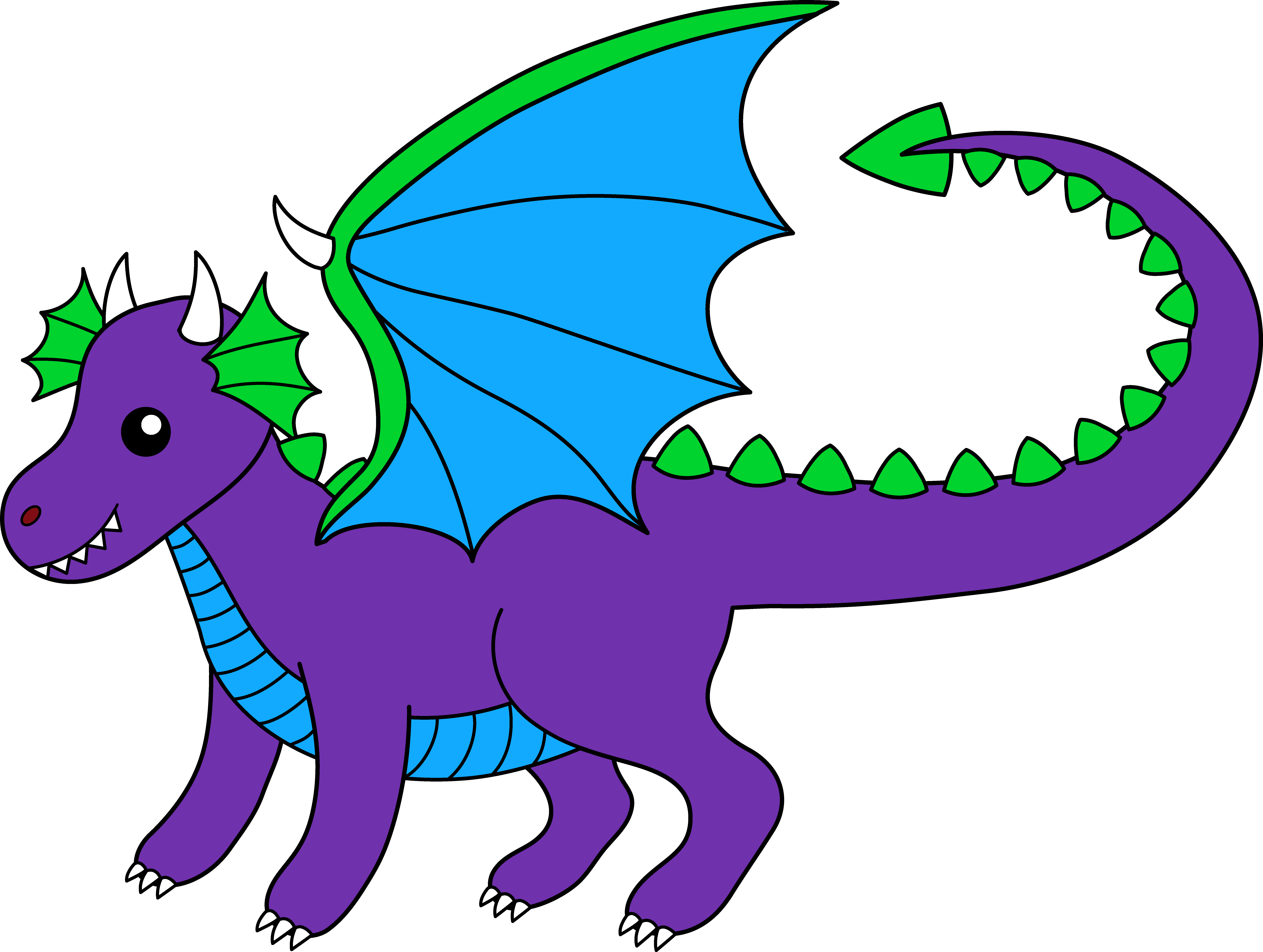 Dragon clipart for kids jpg freeuse library Free Pictures Dragons, Download Free Clip Art, Free Clip Art ... jpg freeuse library