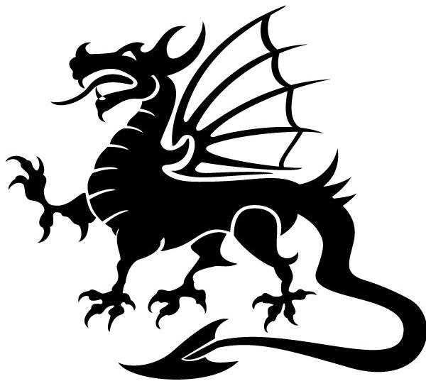 Dragon clipart free image freeuse download Free Dragon Cliparts, Download Free Clip Art, Free Clip Art ... image freeuse download